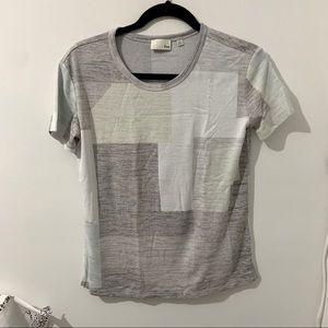 Wilfred Free    Geometric pattern Divina tshirt